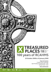 100 years of RCAHMS poster