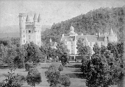 Balmoral Castle, Aberdeenshire