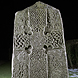 Pictish Cross Slab, Glamis Manse, Angus - Tayside