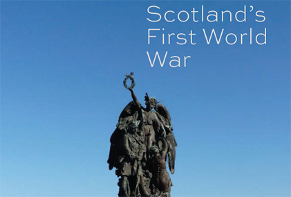 New book details Scotland's First World War contribution and heritage