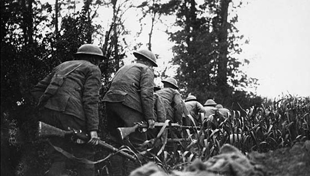 How did the First World War begin?